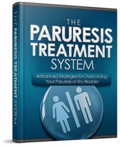 shy bladder syndrome treatment